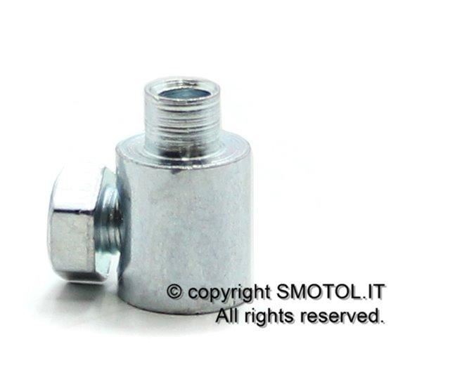 Clamp mit seitlicher Schraube für Kupplungsseil 1,9 - Transmissions ...